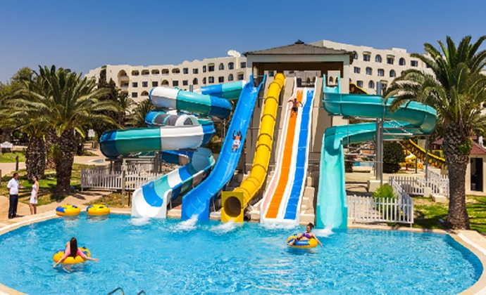 MAGIC HOTELS & RESORTS MANAR 5* - Hammamet Nord