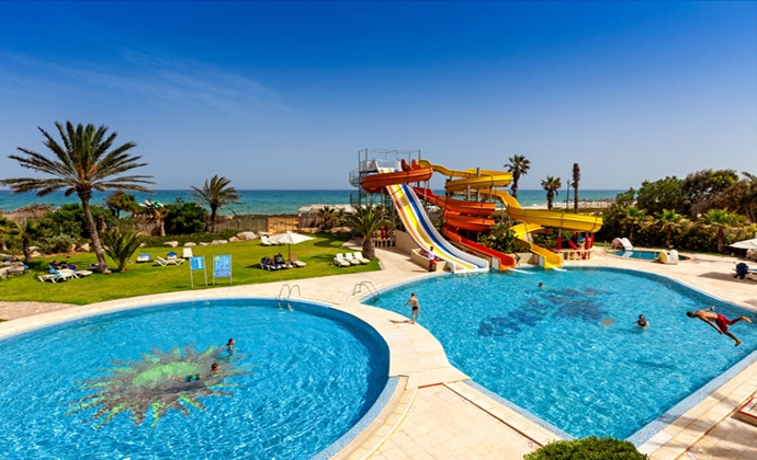Tui Magic life Africana 5* - Hammamet Yasmine