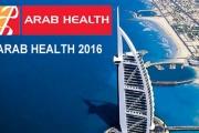 SALON ARAB HEALTH DUBAI 2016